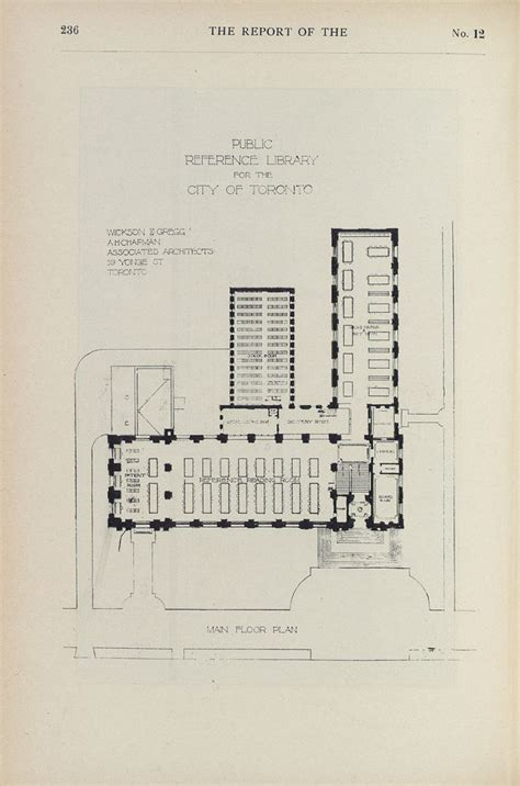 carnegie library dc floor plan 17 best images about carnegie libraries toronto