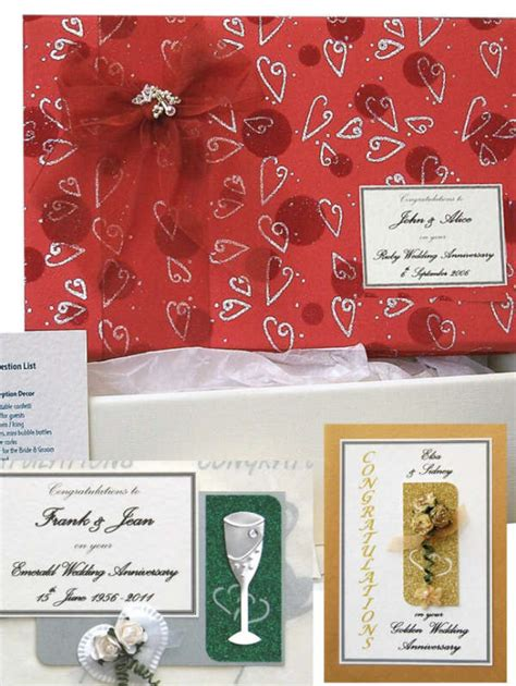 Wedding Anniversary Keepsakes by Milestone Designs Keepsakes For All Occasions