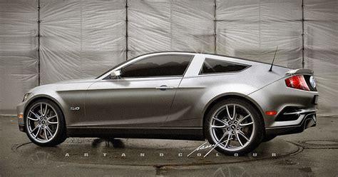 2014 4 Door Mustang.html   Autos Weblog