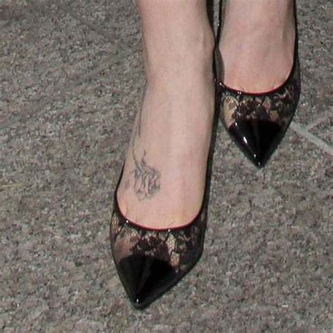 lily collins tattoo collins 6 tattoos meanings style