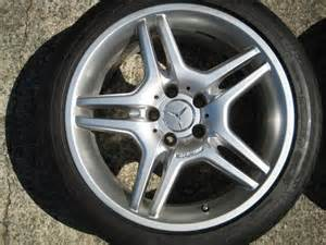 Mercedes Amg Rims For Sale 18 Quot Oem Mercedes E55 Amg Wheels W Tpms For Sale