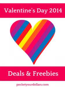 Valentines Day Prmotions Roundup by 195 162 226 172 226 162 S Day Deals And Freebies 2014
