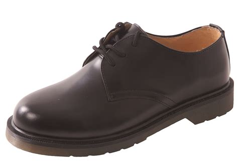 portwest leather air cushion non safety trainers slip