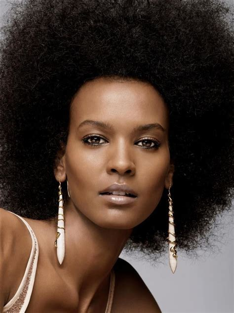 natural hair model agents liya kebede vodly movies