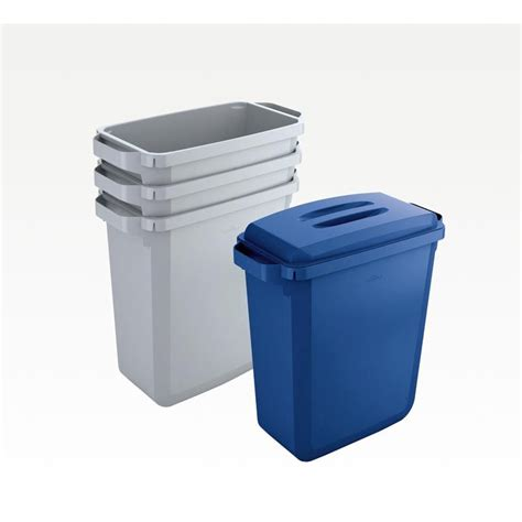 L Recycle Boxes by Refuse Recycling Container 60l Aj Products