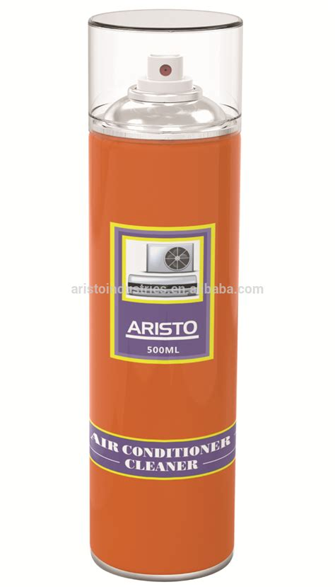 Power Spray Ac Clean Disifectant For Ac 500ml aristo 500ml eco friendly air conditioner cleaner air condition parts cleaning aerosol spray