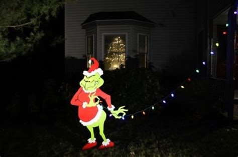 grinch lights outdoor rekindle memories for the whole year warisan lighting