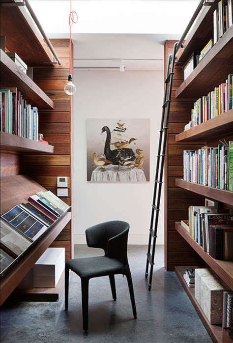 7 sophisticated modern home library interior design ideas rachcoff vella architecture warms up modern homes in