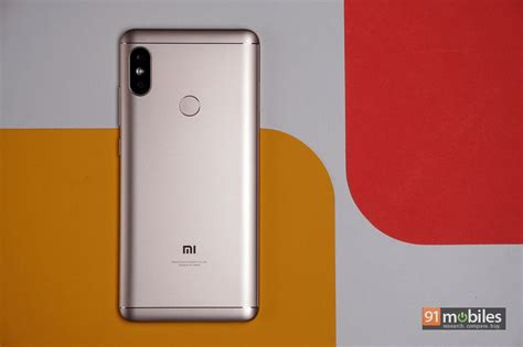 Redmi Note 5 Pro xiaomi redmi note 5 pro review the complete package