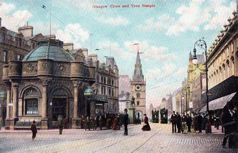 Glasgow Records Glasgow Cross Railway Station