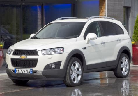 chevrolet captiva for sale uk used chevrolet captiva cars for sale on auto trader