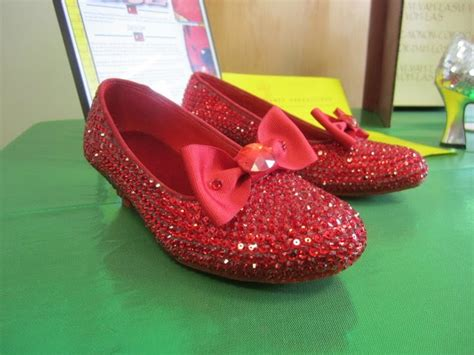 return to oz ruby slippers more replica ruby slippers