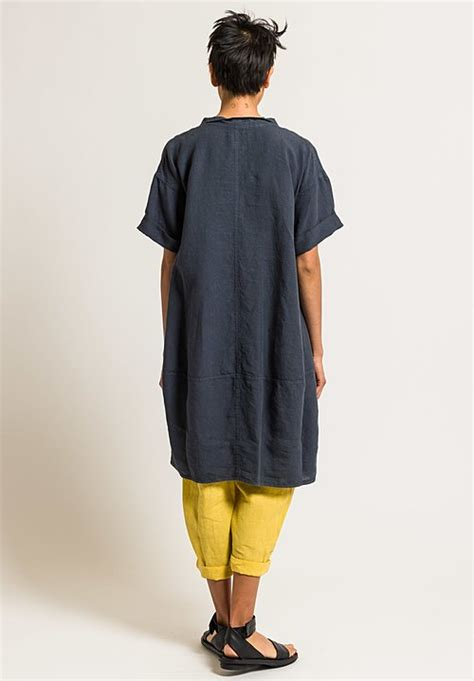 Beria Size M oska beria tunic in denim santa fe goods trippen