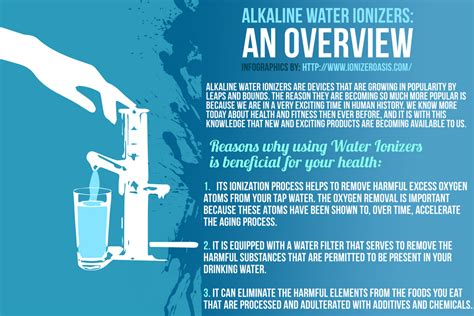 the best alkaline water machines purify your water supply