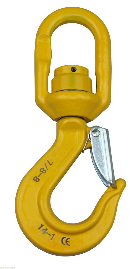 swivel hook eye swivel hook grade 80 lifting hooks various chain parts chain slings parts