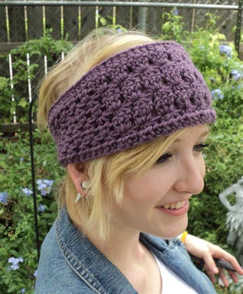 winter headbands pattern crochet winter headband pattern crochet and knit