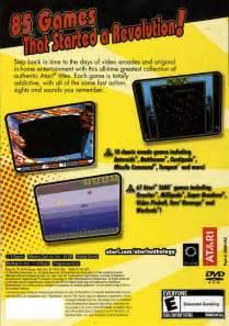 Atari Anthology (USA) ISO Emuparadise Ps2 Emulator