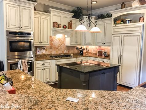 How To Clean Kitchen Cabinets Before Painting The Best Kitchen Cabinet Paint Colors Bella Tucker