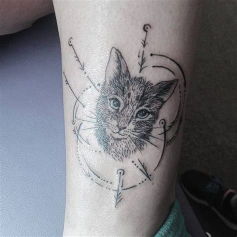 bad cat tattoo 80 best cat designs meanings spiritual luck 2019
