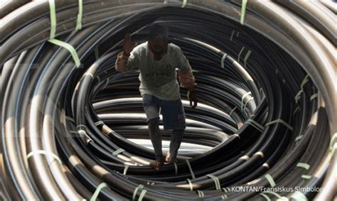 Kabel Kmi Penjualan Kabel Kbli Tumbuh Mini Di Kuartal I 2016