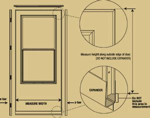 how to hang heavy frame with z bar hanger youtube how to install a storm door bob vila