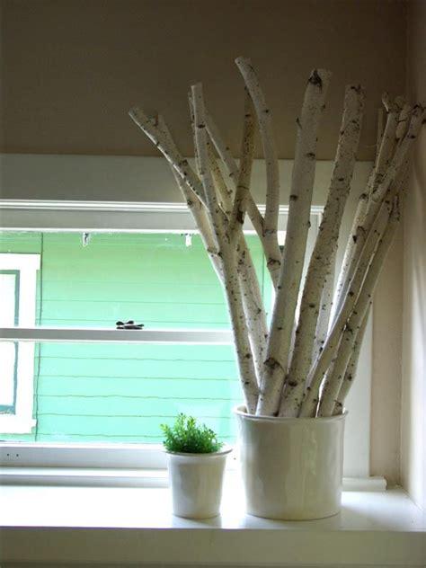 images  birch tree decor  pinterest