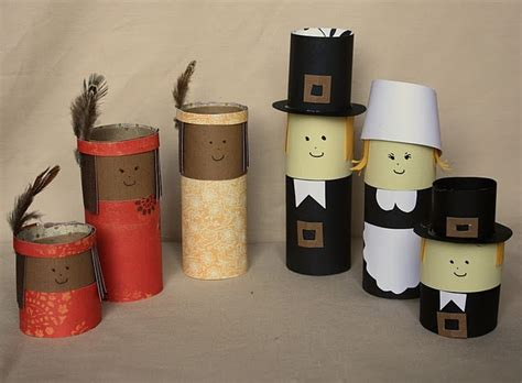 Thanksgiving Toilet Paper Roll Crafts - toilet paper roll crafts thanksgiving find craft ideas