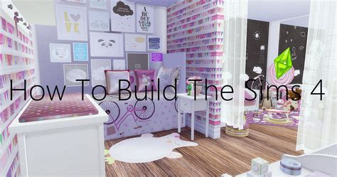 sims 4 schlafzimmer how to build a room bedroom the sims 4