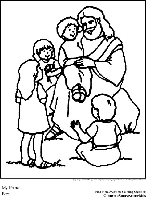 free printable coloring pages of jesus as a boy jesus feeds the five thousand coloring page coloring home