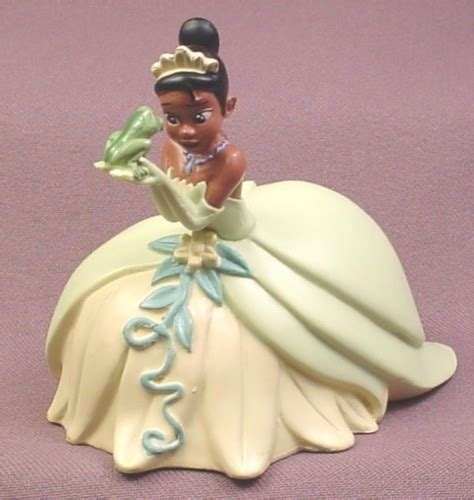 Figure Princess Isi 7 1 disney the princess and the frog with frog pvc