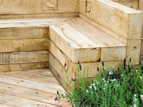Landscape Timbers Patio Best 25 Landscape Timbers Ideas On