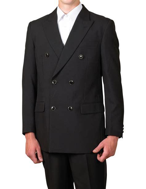 Vest Blazer Black new mens db black suit jacket blazer size 58 l 58l ebay