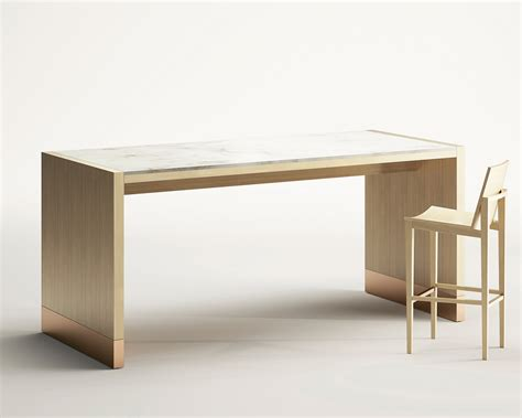 Parsons Table Desk by Standing Parsons Desk Ambience Dor 233