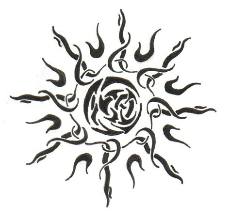 cool sun tattoo designs sun design by kcaffeine on deviantart