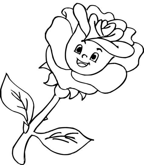 imagenes de flores sin pintar rayito de colores flores animadas para colorear