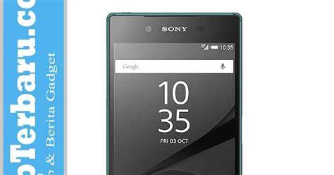 Dan Spesifikasi Hp Sony Terbaru harga dan spesifikasi hp sony xperia z5 daftar harga hp