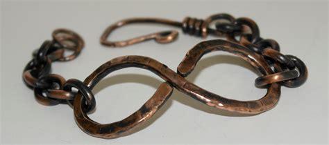 Copper Infinity Bracelet