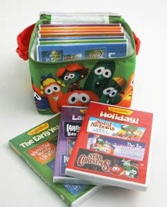o christmas tree dvd 10 disc veggie tales dvd set 17 6 hours for 69 99 reg 299 99 activities saving