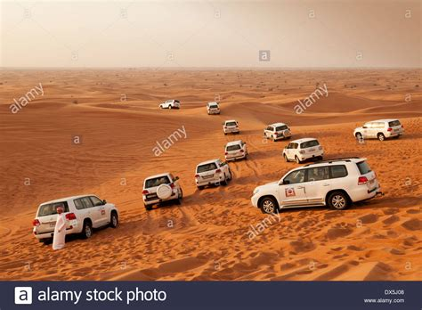 Dubai Auto Kaufen by Gruppe 4 Rad Antrieb Autos Auf Einer W 252 Stensafari Tour