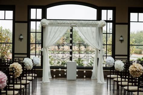 Best 25  Indoor wedding arches ideas on Pinterest