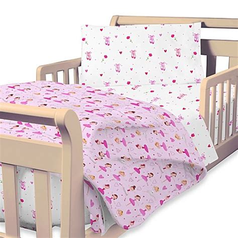 anyone have toddler bedding from buy buy baby