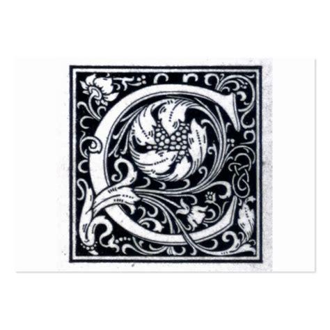 Decorative Letter C by Decorative Letter Quot C Quot Woodcut Woodblock Initial Large