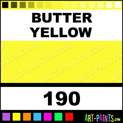 buttery yellow paint butter yellow fast dry enamel paints 190 butter yellow