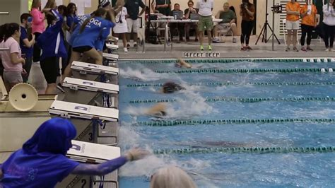 section 5 swim shenendehowa section 2 swimming b finals 100 backstroke