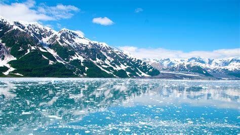 Alaska Snow Mountains Wallpapers   HD Wallpapers   ID #15820