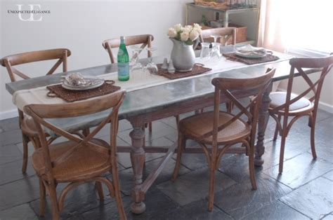 Dining Table Makeover Eleven Ways To Update And Makeover An Outdated Or Damaged
