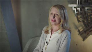 patricia clarkson death patricia clarkson maze runner the death cure interview