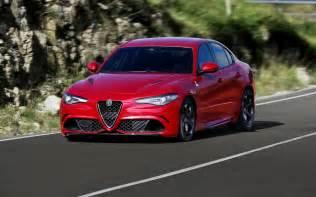 Alfa Romeo Italy Alfa Romeo S 510hp Giulia Quadrifoglio Priced From 79 000