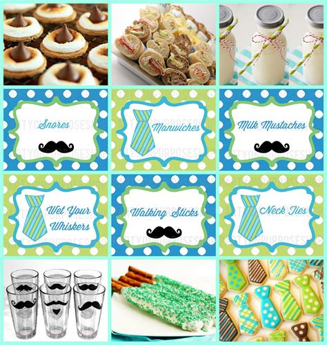 free printable mustache party decorations january 2013 party on purpose