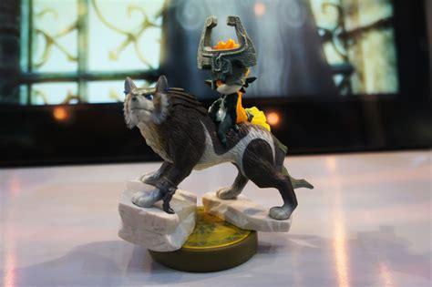 Nintendo Amiibo Wolf Link wolf link amiibo spotted in the nintendotoday